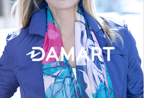 Starting our 3rd year of full IT support for Damart